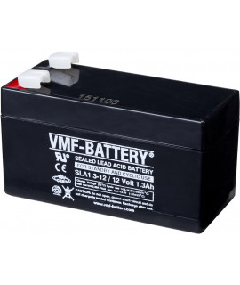 VMF 12V 1.3Ah lead battery