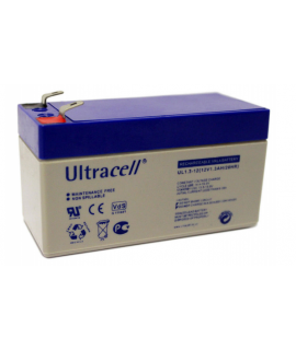 Ultracell 12V 1.3Ah Lead acid