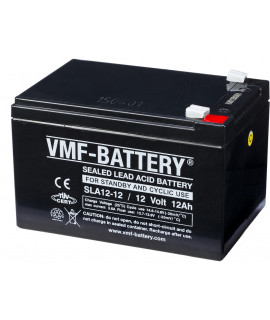 VMF 12V 12Ah lead-acid battery
