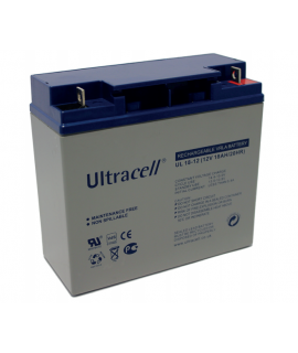 Ultracell 12V 18Ah Lead acid