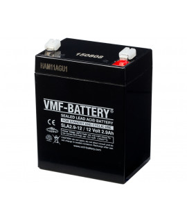 VMF 12V 2.9Ah lead-acid battery