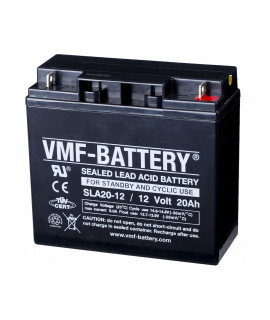 VMF 12V 20Ah lead-acid battery