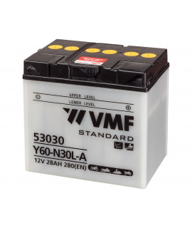 VMF Powersport 12V 28Ah Lead acid battery