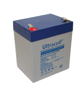 Ultracell 12V 4Ah Lead Acid