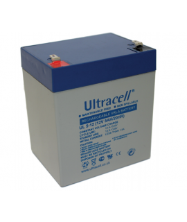 Ultracell 12V 5Ah Lead acid