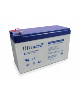 Ultracell 12V 9Ah Lead acid
