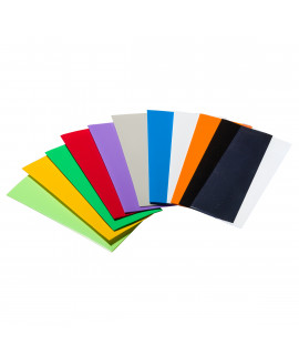 25x Heat shrink tubing - 21700/20700 format