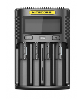 Nitecore UMS4 USB battery charger
