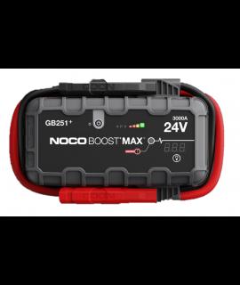 Noco Genius Boost Max GB251+ jumpstarter 24V - 3000A