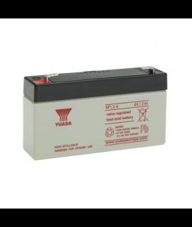Yuasa 6V 1.2Ah Lead-acid battery