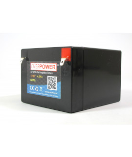 Enerpower 12.8V 4.5Ah - LiFePo4 (replacement of lead battery)