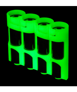 4 AA Powerpax Battery case - glow in the dark