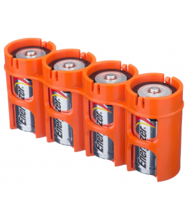 4 C Powerpax Battery case