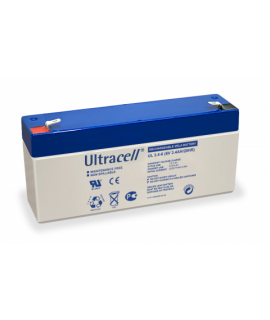 Ultracell 6V 3.4Ah Lead acid