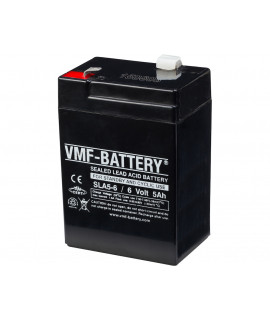 VMF 6V 5A lead-acid battery