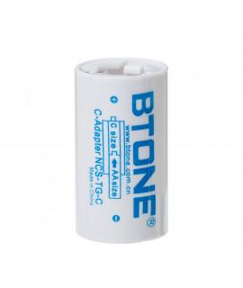 Btone  AA to C converter