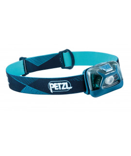 Petzl Tikka Blue Head Lamp - 300 Lumen (2019 Version)
