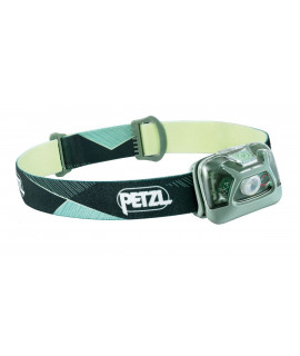 Petzl Tikka Green Head Lamp - 300 Lumen (2019 Version)