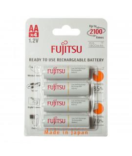 4 AA Fujitsu - blister - 1900mAh