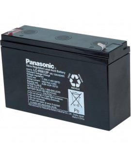 Panasonic 6V 12Ah lead acid