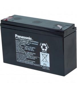 Panasonic 6V 12Ah lead acid
