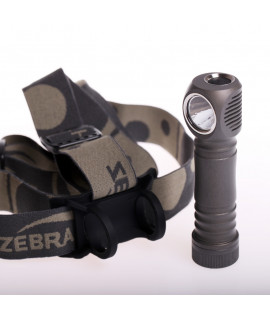 Zebralight H600 Mark IV XHP35 Cool White Headlamp