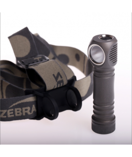Zebralight H600F Mark IV XHP35 Floody Cool White Headlamp