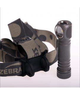 Zebralight H604w XHP35 Flood Neutral White Headlamp