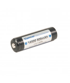 Keeppower 14500 800mAh (protected) - 4A