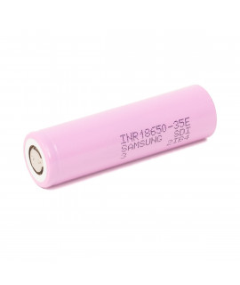 Samsung INR18650-35E 3450mAh - 8A - refurbished