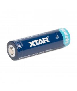 XTAR 14500 800mAh (protected) - 1A