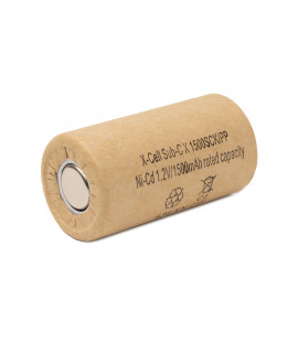 X-cell Sub-C Ni-CD - 1500mAh