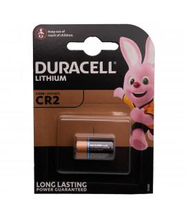 CR2 Duracell Lithium - blister - 3V