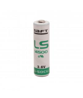 SAFT LS14500 / AA  Lithium battery - 3.6V
