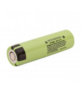 Sanyo NCR18650GA 3350mAh - 10A - Green