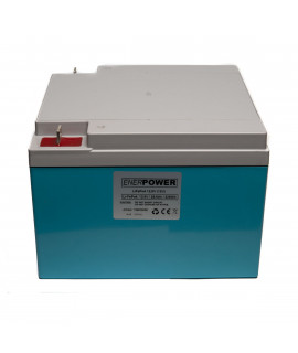 Enerpower 12V 25.6Ah - LiFePo4 (replacement of lead battery)
