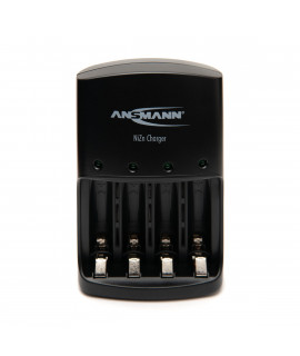 Ansmann Nickel-Zinc battery charger