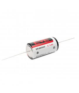 EVE ER26500 / C soldertags (CNA) - 3.6V
