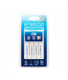 Panasonic Eneloop  BQ-CC51 battery charger + 4 AA Eneloop (1900mAh)