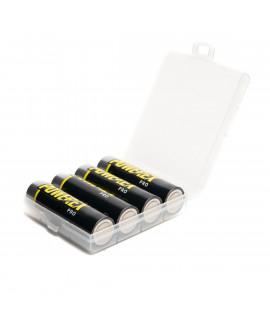 4 AA Maha Powerex Pro Precharged - box - 2700mAh