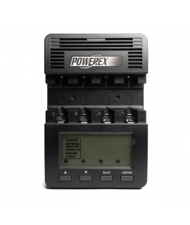 Maha Powerex MH-C9000 battery charger