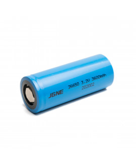 JGNE 26650 3600mah - 10.2A LIFEPO4