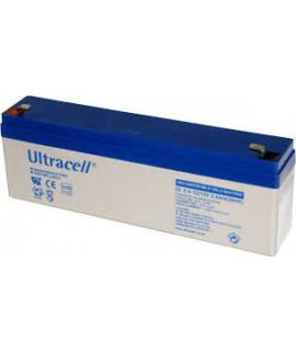 Ultracell 12V 2.4Ah Loodaccu