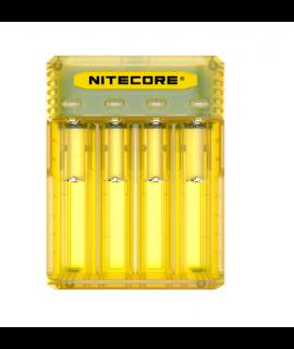 Nitecore Q4 battery charger - Juicy mango