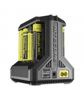Nitecore Intellicharger i8 battery charger