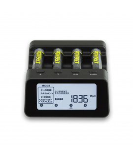 Maha Powerex MH-C9000 PRO battery charger