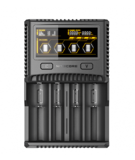 Nitecore SC4 battery charger