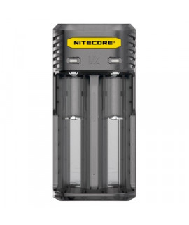 Nitecore Q2 battery charger - Blackberry