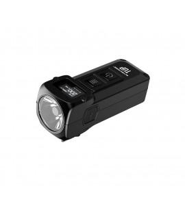 Nitecore TUP - 1000 Lumens Keychain lamp rechargeable EDC - Black
