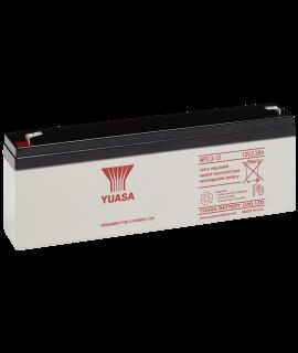 Yuasa 12V 2.3Ah lead battery